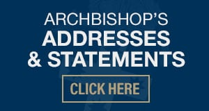 Archbishop's Homilies - Catholic Archdiocese of Sydney
