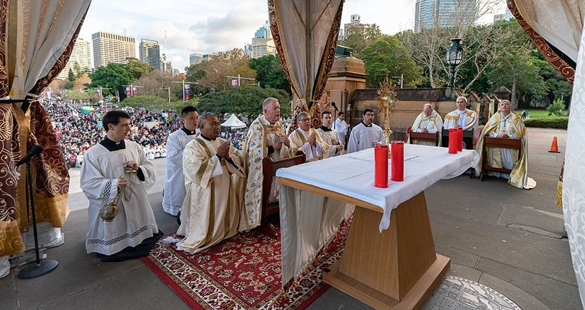Archbishop's Homilies - Page 21 of 24 - Catholic Archdiocese of Sydney