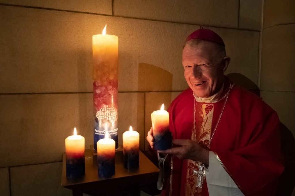 Bishop Terry Brady, (Auxillary Bishop of Sydney, Co Chair, Archdiocese of Sydney Plenary Council Working Group). Photo: Catholic Weekly