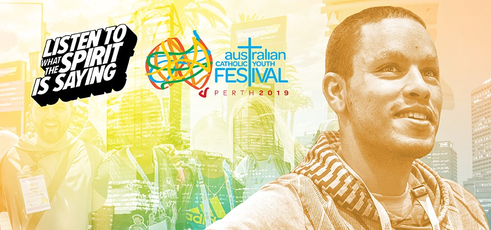 Image result for australian catholic youth festival perth 2019