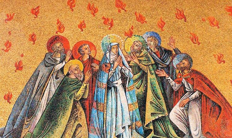 Pentecost Novena in Honor of the Holy Spirit - Crossroads Initiative