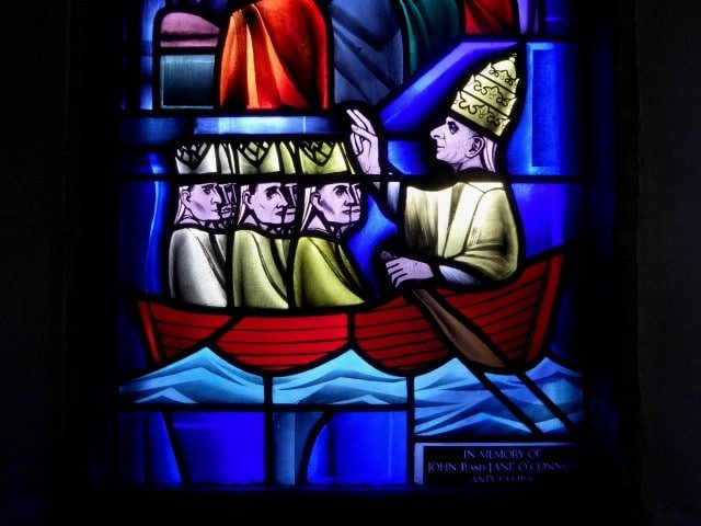 Pope Paul VI and bishops guiding the barque of Peter ...